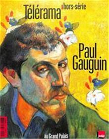 Telerama N°209 Paul  Gauguin Octobre2017