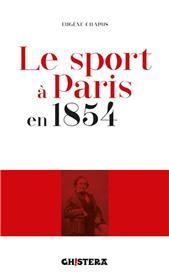 Le Sport À Paris En 1854