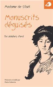 Manuscrits Déguisés