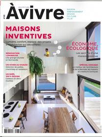 Architectures A Vivre N°98 Novembre/Decembre 2017