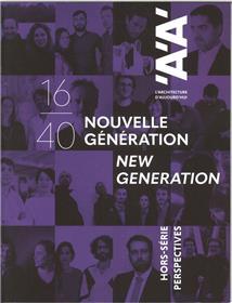 L´Architecture D´Aujourd´Hui Hs Perspectives 16/40 Nouvelle Generation 2017