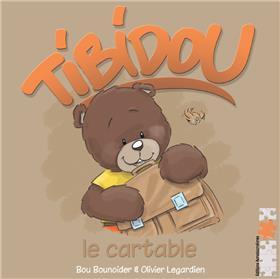 Tibidou : le cartable