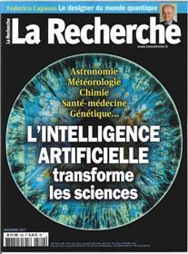 La Recherche N°529  L Intelligence Artificielle Novembre 2017
