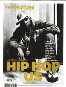 Les Inrocks Hs N° 87  Les Grandes Figures Du Hip Hop Americain Octobre 2017