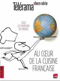 Telerama Hs N°210 Au Coeur De La Cuisine Francaise  Decembre 2017