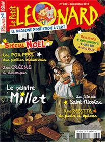 Le Petit Leonard N° 230  J.F. Millet- Decembre 2017