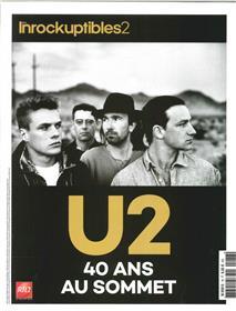 Les Inrockuptibles2 N° 78   U2 La Legende Continue Novembre 2017