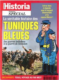 Historia Special Hs N°39  Les Tuniques Bleues Janvier/Fevrier 2018