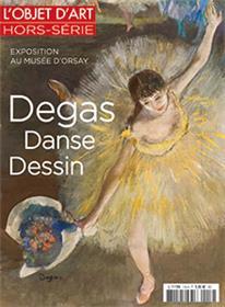 L´Objet D´Art Hs N°119 Degas Novembre 2017