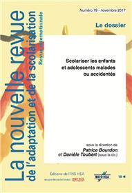 Nras N° 79/80  Scolariser Les Enfants Et Adolescents M Alades Ou Accidentés,