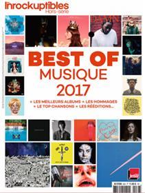 Les Inrockuptibles Hs N° 88 Best Of Musique 2017 Decembre 2017