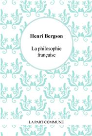 La Philosophie Française