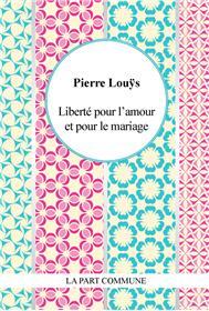 Liberté Pour L´Amour Et Le Mariage