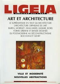 Ligeia N°33 Art Et Architecture 2001