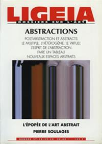 Ligeia N°37 Abstractions 2002