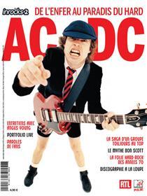 Les Inrocks Hs N°63 Ac/Dc  Mai 2015