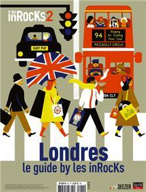 LES INROCKS2 HS N°62 Londres -Le guide by les inrocks  AVRIL 2015