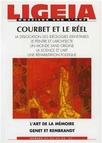 LIGEIA N°41 Courbet & le réel
