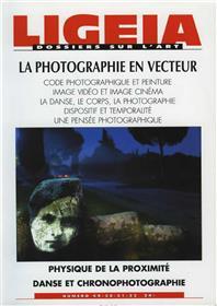 Ligeia N°49 Photographie En Vecteur
