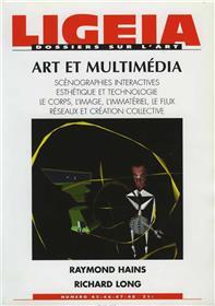 Ligeia N°45 Art Et Multimedia