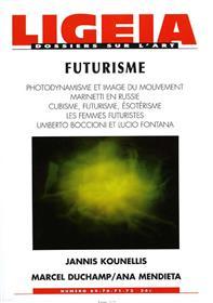 Ligeia N°69 Futurisme