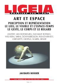 Ligeia  N°73 Art Et Espace