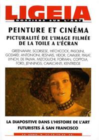 Ligeia N°77 Peinture Et Cinema