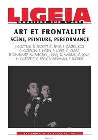 Ligeia N°81 Art Et Frontalite