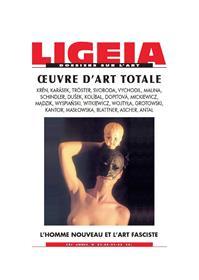 Ligeia N°85 Oeuvre D´Art Total
