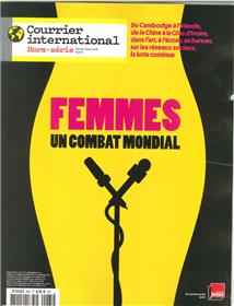 Courrier International N°65  Femmes Fevrier 2018