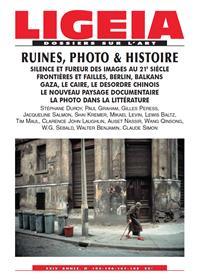 LIGEIA N°105  Ruines,photo & histoire