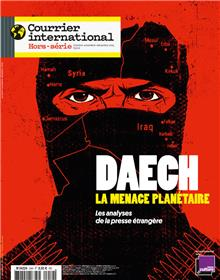 Courrier International N°54 Daech Oct/Nove/Dec. 2015