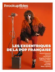 Les Inrockuptibles Hs N°89  Polnareff & Excentriques Pop Francaise-Fevrier 2018