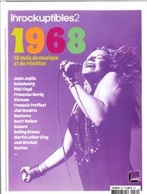 Les Inrockuptibles2 N°80 1968 - mars 2018