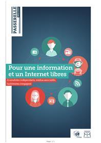PASSERELLE N°11/2014  Pour une information et un Internet libres