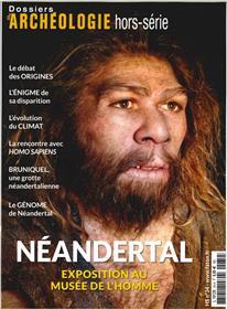 Dossier d´archéologie HS N°34 Néandertal Mars 2018