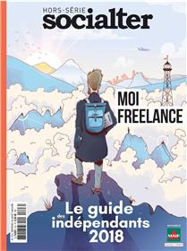 Socialter HS N°3 Freelance - avril/mai 2018
