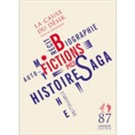 La Cause Du Désir 87 - Fictions - Mai 2014