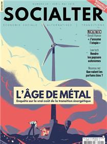 Socialter N°28 L âge de métal - avril/mai 2018