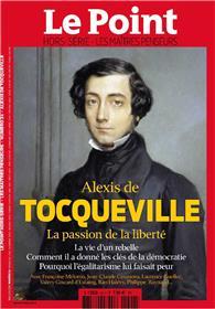 Le Point Les maîtres penseurs N°24 Tocqueville - avril 2018