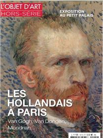L´Objet D´Art Hs N°121 Les Hollandais A Paris Fevrier 2018