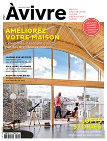 Architectures à Vivre N°101 Lofts stories - mai/juin 2018