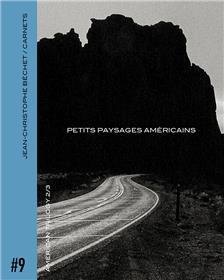 Carnet#9 Petits Paysages Americains