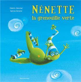 Nénette La Grenouille Verte