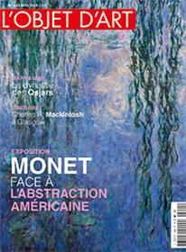 L´Objet d´Art N°545 Monet et l´Abstraction américaine - mai 2018