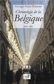 Chronologie de la Belgique 1830-2005