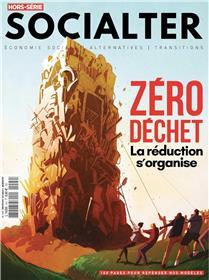 Socialter HS N°4  Zero dechet La réduction s´organise - juin/juillet 2018