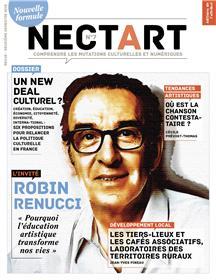 Nectart #7 Robin Renucci - juin 2018