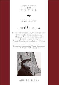 Theâtre 4-Jean  Louvet