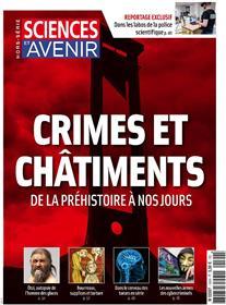 Sciences et Avenir HS N°194  Crimes et châtiments - juin 2018